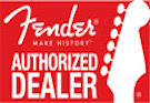 Fender main dealer