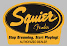 Squier main dealer