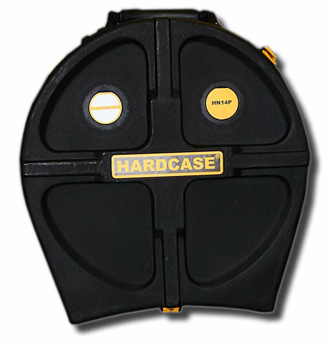 Hardcase 14in piccolo snare drum case