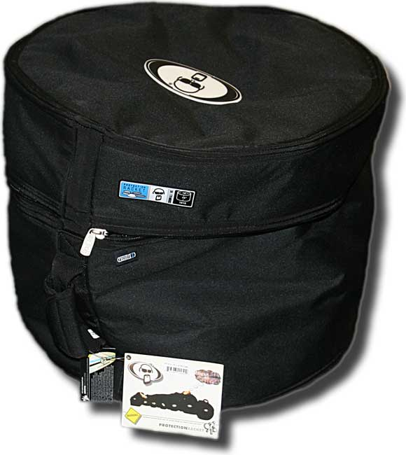 Protection Racket 18in x 16in bass drum case