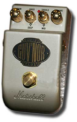 Marshall GV-2 Guv'nor Plus