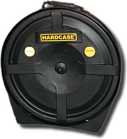 Hardcase 20in cymbal case (6cym)