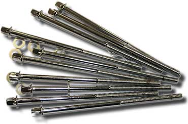 118 mm tension rods