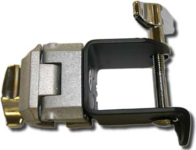 Pearl PC-8 pipe clamp for DR80 rack