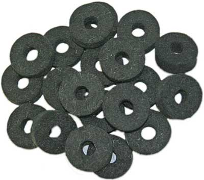 Cymbal felts (Pack of 20)