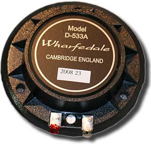 speakers parts. wharfedale evp-x diaphragm d533a speakers parts