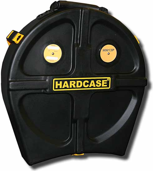 Hardcase 13in piccolo snare drum case