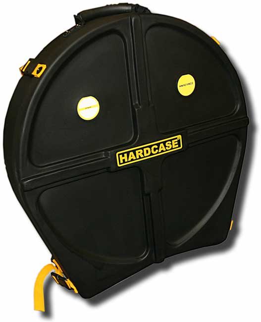 Hardcase 22in cymbal case (9cym)