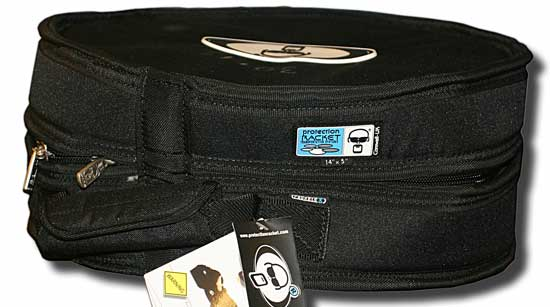 Protection Racket 14in x 6.5in snare drum case