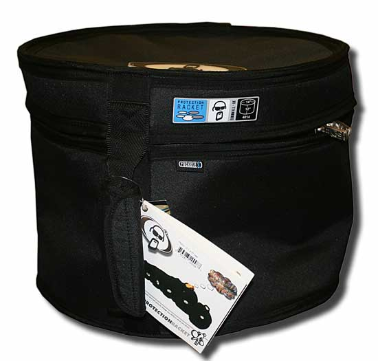 Protection Racket 14in  x 10in tom case with RIMS