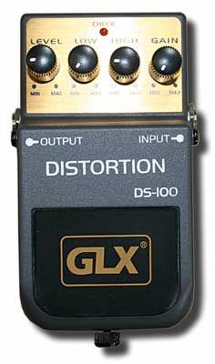 GLX Distortion