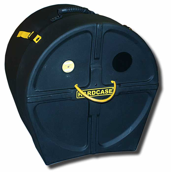 Hardcase 18in bass drum case