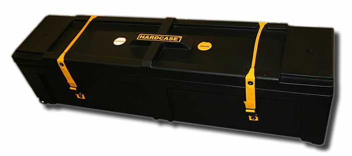 Hardcase 48in hardware case + wheels
