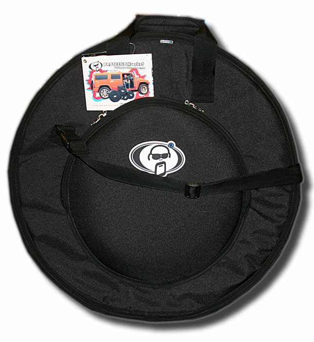Protection Racket 24in Deluxe Cymbal Bag (6021)