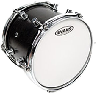 Evans Genera G1 coated 20in bass drum head