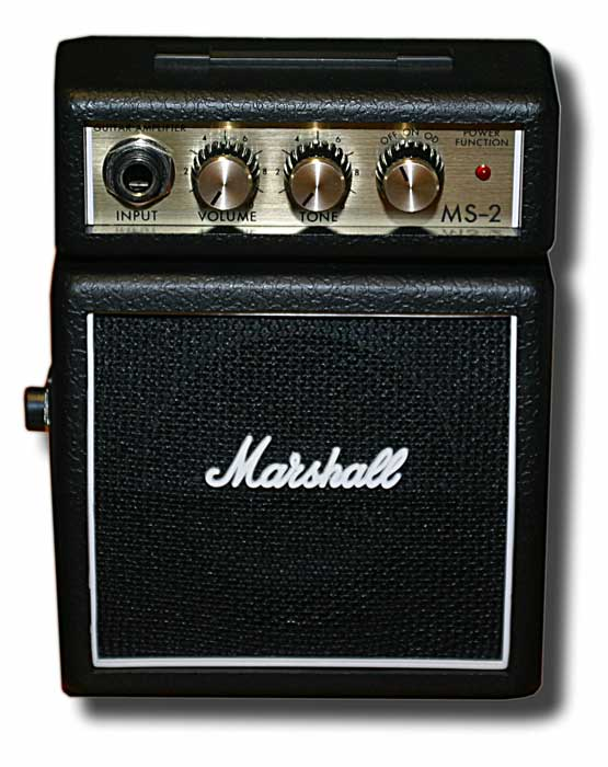 Marshall MS2 Standard micro stack Black