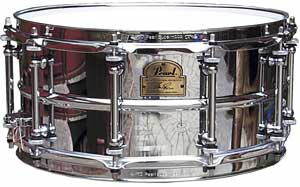 Pearl 'Ian Paice' 14in x 6.5in signature snare