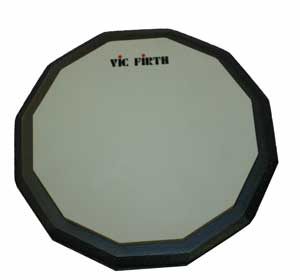 Vic Firth 6in Practice Pad