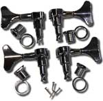 Black 2 A Side Bass Tuners