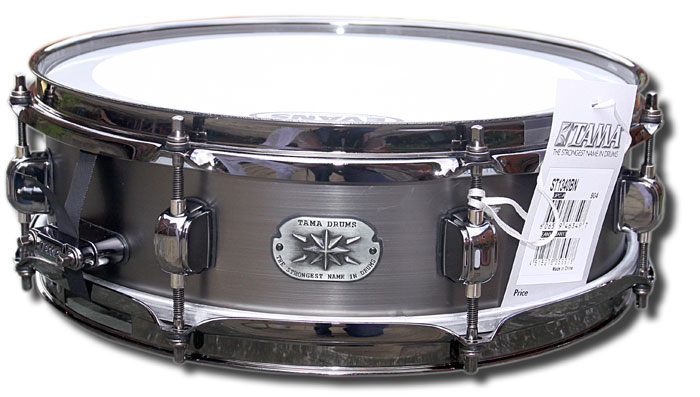 Tama 13in x 4in Metalworks steel shell