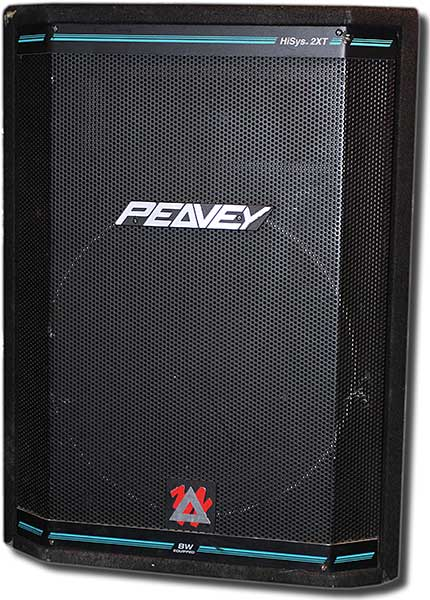 Peavey Hisys2XT (used) (pair)