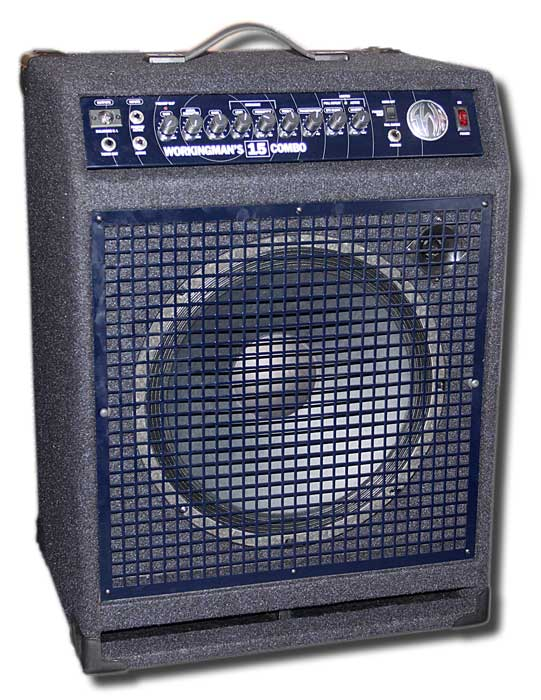 SWR Workingman's 15 - 160 Watt Combo