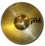 Paiste 10in PST3 splash