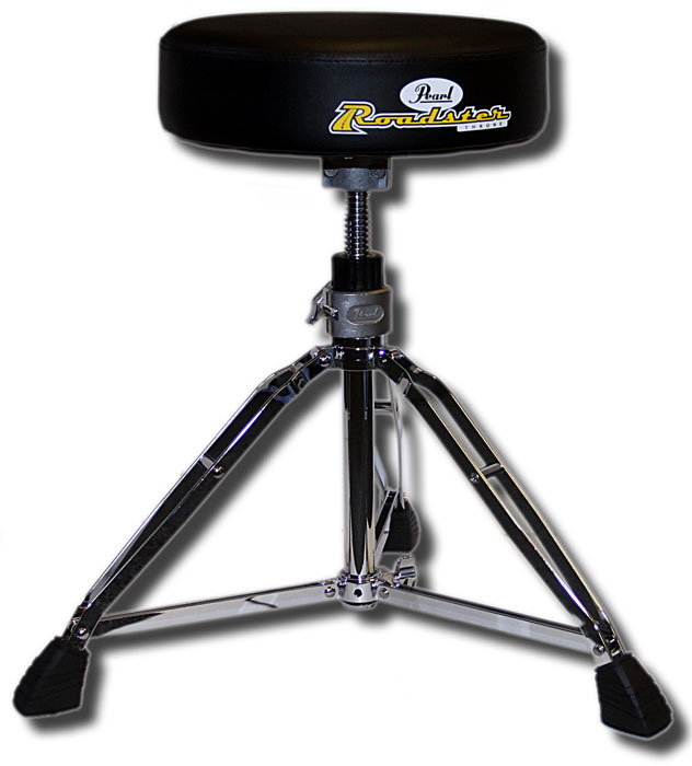 Pearl D-1000s Drum Throne (short)