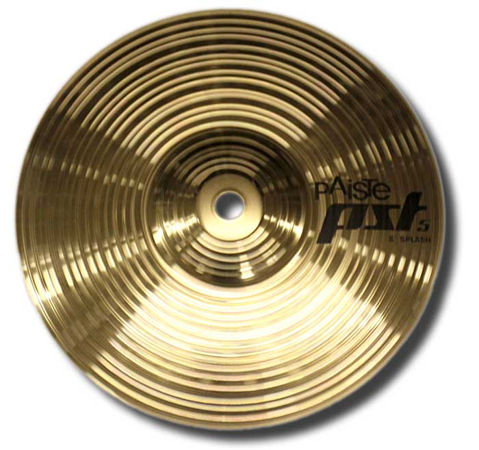 Paiste 8in PST5 splash cymbal