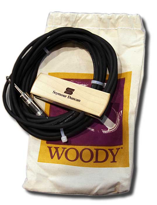 Seymour Duncan Woody SC Soundhole Pick-Up Maple
