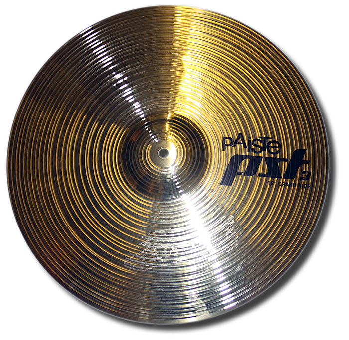 Paiste 18in PST3 crash/ride