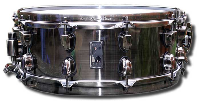 Mapex 'The Blade' Black Panther 14in x 5.5in snare (Ex Demo)