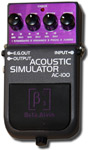Beta Aivin Acoustic Simulator