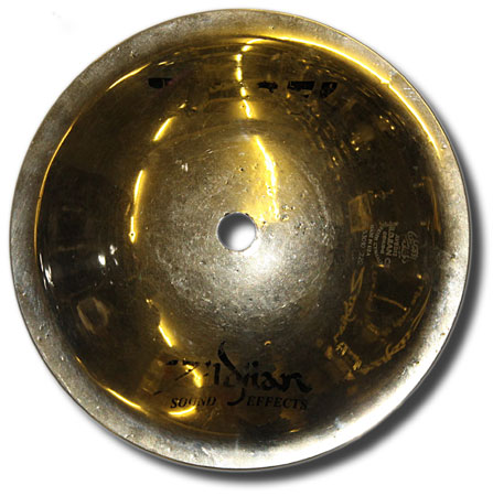 Zildjian 6in Zil-Bel (used)