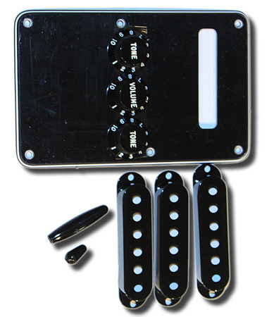 Fender Black Accessory Kit