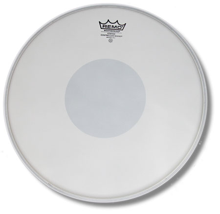 Remo Controlled Sound 13in Coated Snare/Tom head