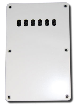 ST Style Backplate - White