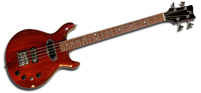 Rivertone Bass Paduak Maple