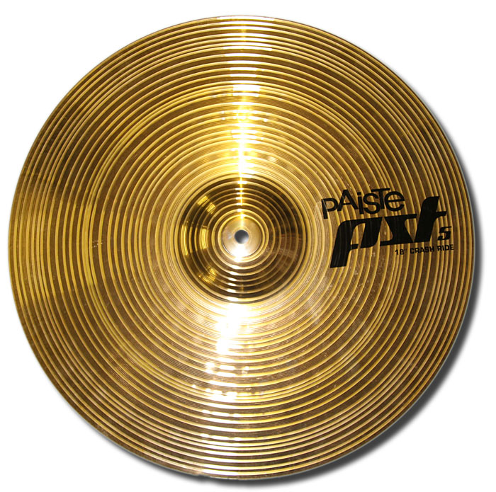 Paiste PST5 18in Crash/Ride