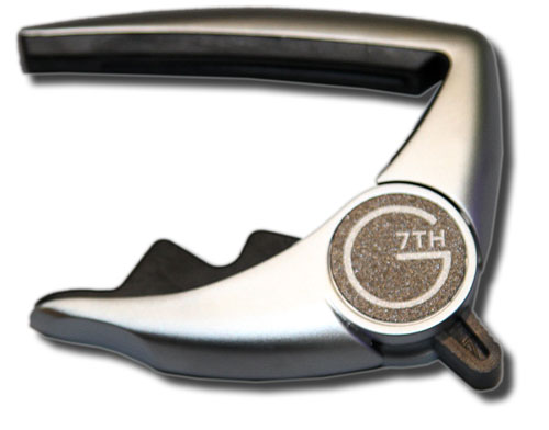 G7th Performance 2 Acoustic Electric Capo