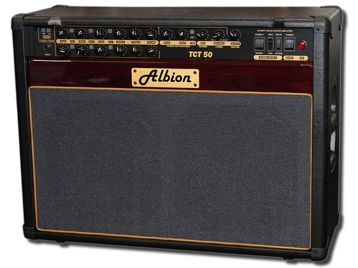 Albion TCT50C combo (used)