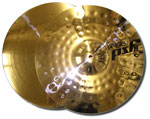 Paiste 14in PST8 reflector rock hi hats