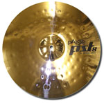 Paiste 16in PST8 reflector medium crash