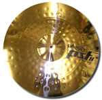 Paiste 17in PST8 reflector rock crash