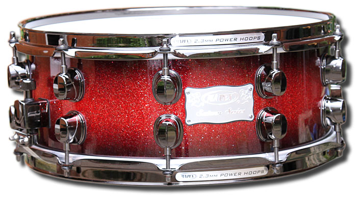 Mapex 14in x 5.5in Saturn Series Snare (Reduced)