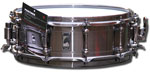 Mapex 14in x 5in Black Panther 'The Panther' snare + case