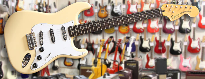Squier Vintage Modified Stratocaster 70's