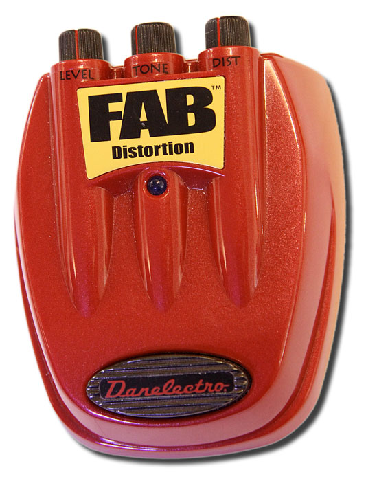 Danelectro FAB Distortion (used)