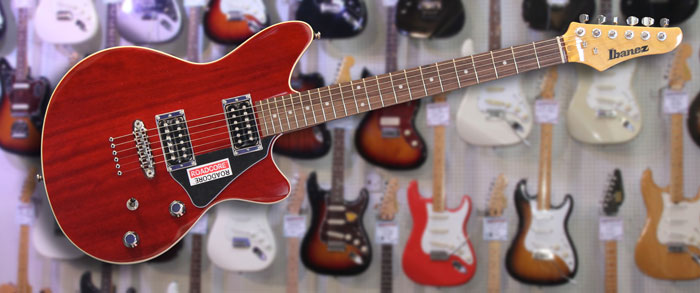 Ibanez RC320 Roadcore HH Red