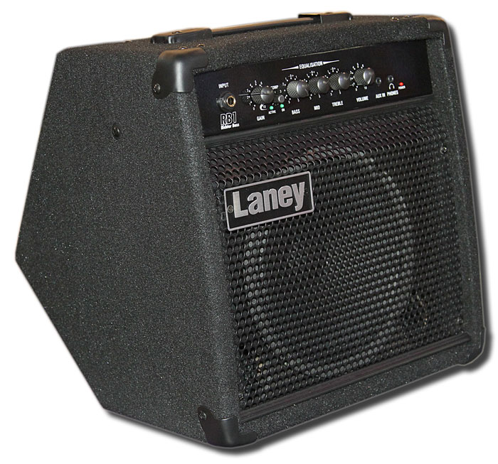 rock factory bass amps cabs laney rb1 bass guitar amp. Black Bedroom Furniture Sets. Home Design Ideas